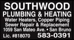 Southwood Plumbing and Heating