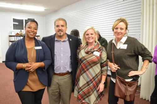 Thanks-for-Giving Networking Mixer & Food Drive 2019